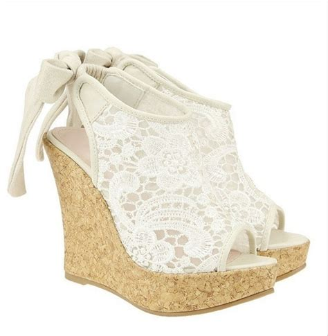 lace wedges lace wedges shoes heels