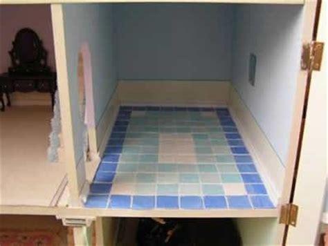 doll house flooring diy dollhouse flooring home diy dollhouses pinterest