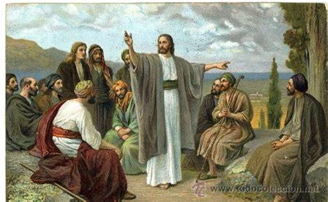 imagenes de jesus predicando antigua postal religiosa de jes 250 s predicando 1 comprar