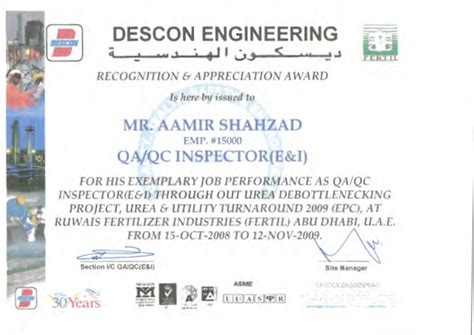 appreciation letter for completion of conducted appreciation letter for completion of conducted