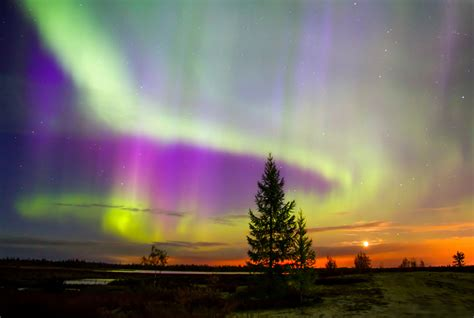 what are the northern lights wonderopolis