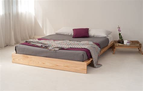 Scandinavian Style Bedrooms   Inspiration   Natural Bed