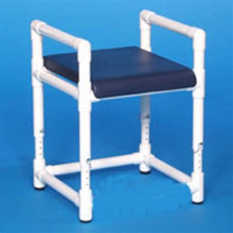 pvc bench pvc shower bench seat free shipping