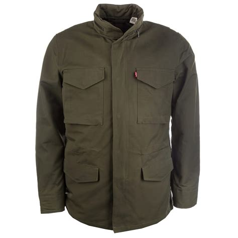 Levis Jacket 1 s levis 3 in 1 field jacket in olive from get the label ebay