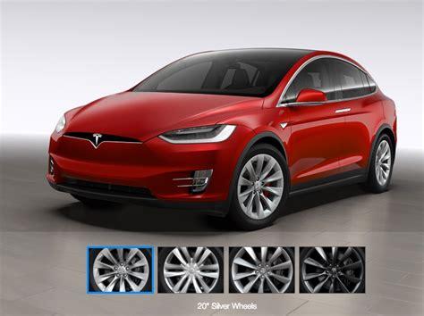 Wheels Tesla Model X tesla model x wheels and tires specifications