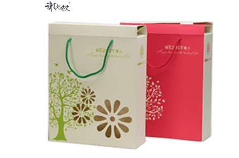 How To Make A Gift Bag From A4 Paper - unique design tree green paper bag a4 size from china