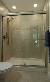 Tile Shower Ideas For Small Bathrooms Tile Shower Designs Small Bathroom Photo 8 Beautiful