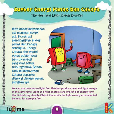 Energi Yang Bisa Diperbarui benda apa yang bisa menghasilkan energi panas dan energi cahaya ebook anak