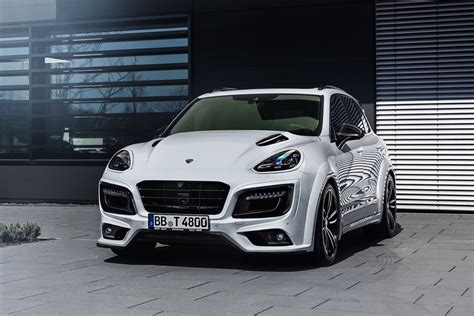 2017 porsche cayenne turbo s so what if it s an suv with 720 hp this tuned cayenne