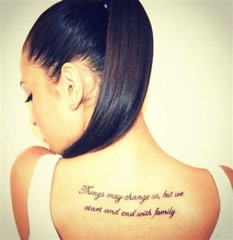 tattoo quotes for grandchildren family quote tattoo tattoos pinterest we family