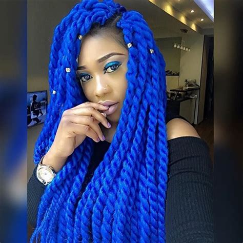 african long twist braids long kinky twists african american hairstyles trend for