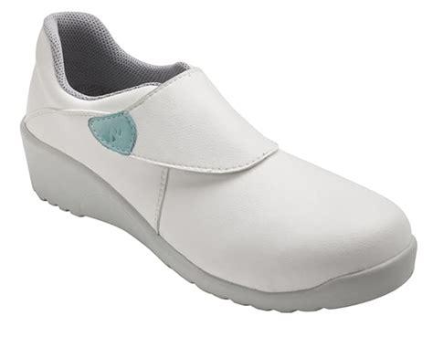 chaussure de securite femme sophie blanc taille