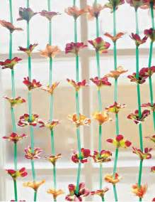 Handmade Decorations For Home by Creative Plastic Recycling Ideas For Plastic Straws 1