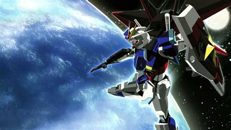gundam wallpaper hd 1080p shutsugeki impulse gundam seed destiny ost 2 1 high