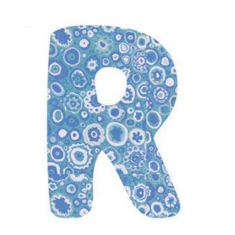 Sticker Buchstaben Blau by Lilipinso Sticker Blau Buchstabe R Bei Kinder R 228 Ume