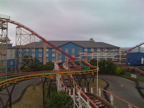 theme hotel blackpool blackpool pleasure beach theme park review s 2010 uk trip