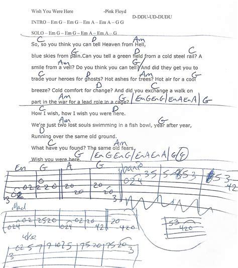 Pink Floyd Wish You Were Here Songs Lyrics   Kotaksurat.co