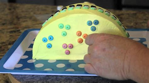 easy ways to decorate a cake at home simple way to decorate a purse cake youtube