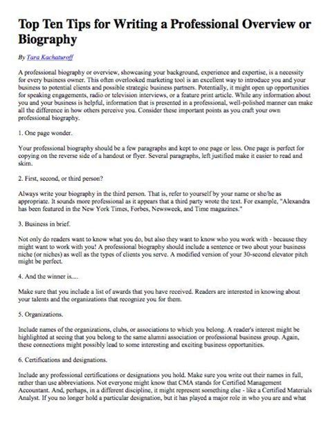 Biography Sle Using Third Person | delighted all about me templates ideas wordpress themes