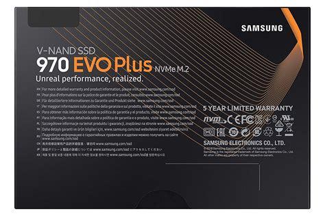samsung 970 evo plus 500gb nvme pcie m 2 2280 ssd mz v7s500bw buy best price in uae dubai