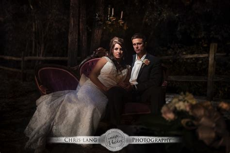 Outside Wedding Photography by Nighttime Wedding Photography Low Light Wedding