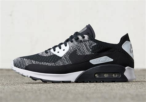 Nike Airmax 90 New nike air max 90 flyknit march 2017 releases sneakernews
