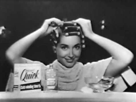 1950s perms how 1950s women quot weatherproofed quot their hair youtube