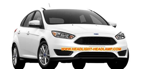 ford focus light cover replacement ford focus mk3 headlight lens cover headl plastic
