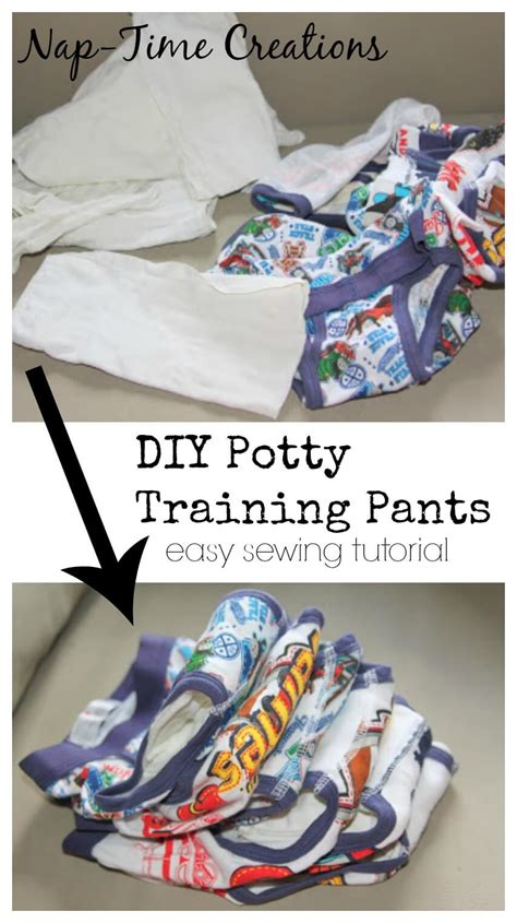 pattern for pull up training pants make your own training pants nap time creations