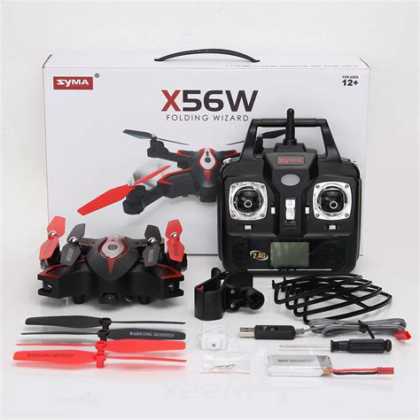 Syma X56w foldable syma x56w g sensor wifi fpv rc quadcopter