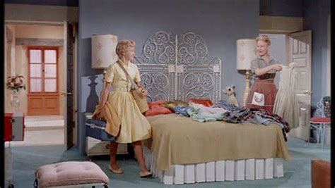 the bedroom trap one sweet lemon 60s ranch style furnishings