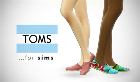by simplicaz tags boots shoes flats female sims3 dashakirilova sims3 lana cc finds habsims toms canvas shoes 16 recolors