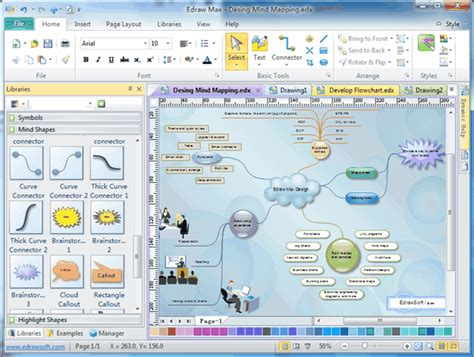 free mapping software free edraw max 6 8 0 2400 with version