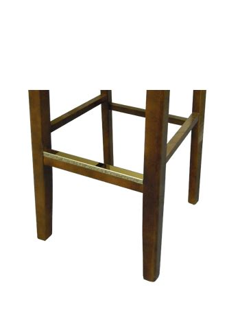 Bar Stool Foot Plate foot plate for wood barstool