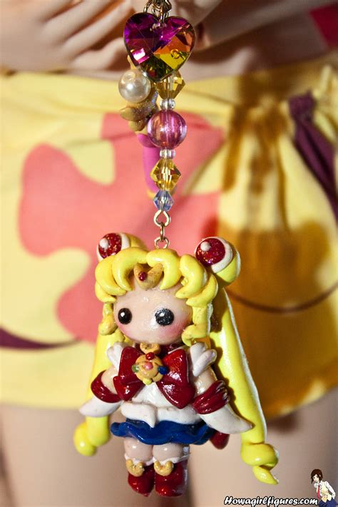 Handmade Anime Plushies - custom handmade anime keychains how a figures