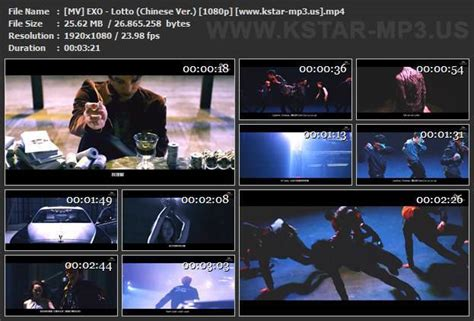 download mp3 exo lotto mv exo lotto chinese ver