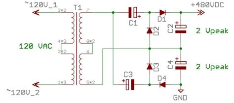 cling diodes explained capacitor voltage doubler 28 images voltage doubler circuit diagram and explanation voltage