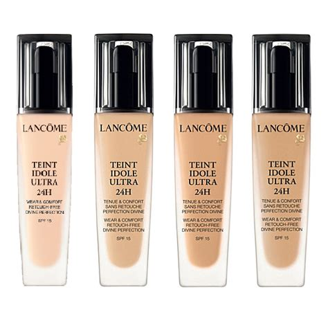 Liquid Foundation Lancome lancome teint idole ultra 24h liquid foundation 30ml spf15