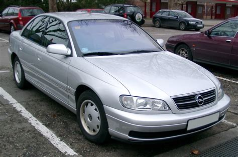 2003 opel omega b caravan pictures information and