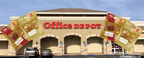 Officemax Gift Card Sale - earn travel points and save money with office depot s gift card sale pointslounge