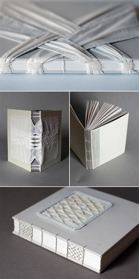 Handmade Bookbinding - natalie as is handmade books paper crave