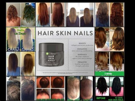 supplement 27 for hair and skin it works hair skin nails supplement see the results and