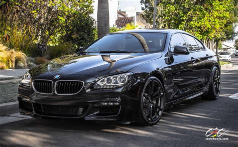 Bmw 650i Gran Coupe by 2014 Bmw 650i Gran Coupe Black Www Pixshark Images