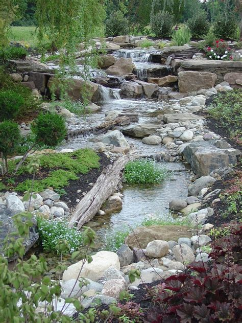 streams for your fish koi ponds waterfalls rochester ny