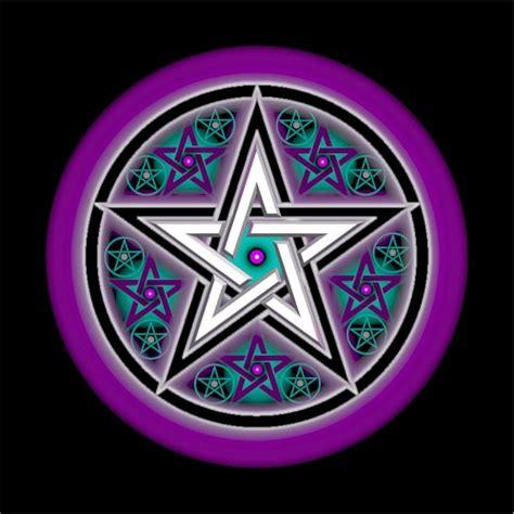 imagenes de simbolos wicca significado del s 237 mbolo del pent 225 culo en un c 237 rculo