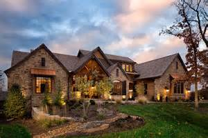 Home Rustic Home Front Exterior