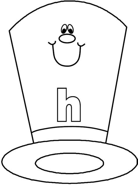 sun hat coloring page sun hat colouring pages