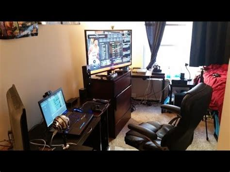 Apartment Gaming Setup Ultimate College Apartment Gaming Setup