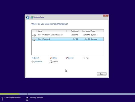 install windows 10 new hard drive how to install windows 10