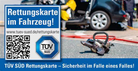 Kfz Rettungskarte Aufkleber by Rettungskarte T 220 V S 220 D Gruppe